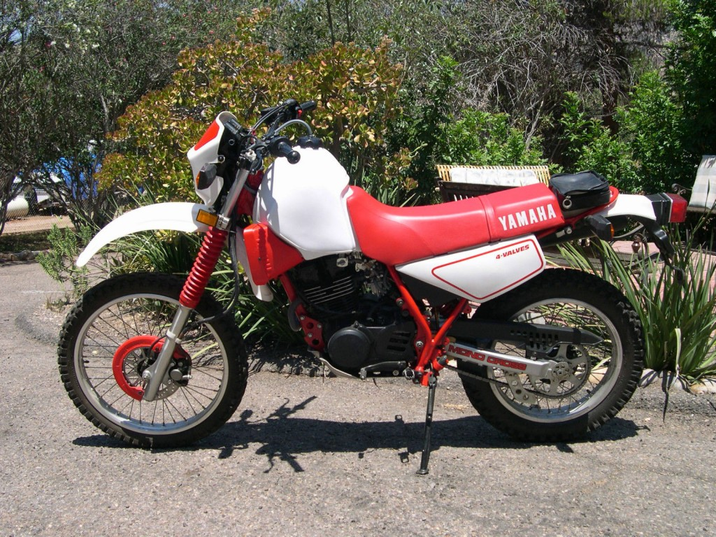 1986 yamaha xt350 for sale for Yamaha motorcycle store near me