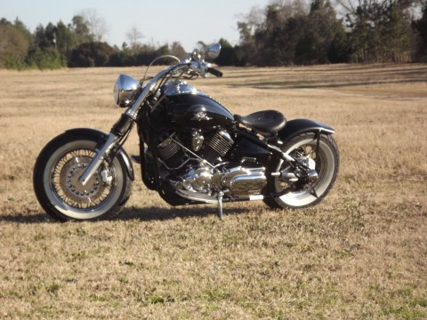 2002 Yamaha V Star 1100 Bobber for sale