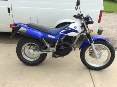 2007 Yamaha TW200 for sale