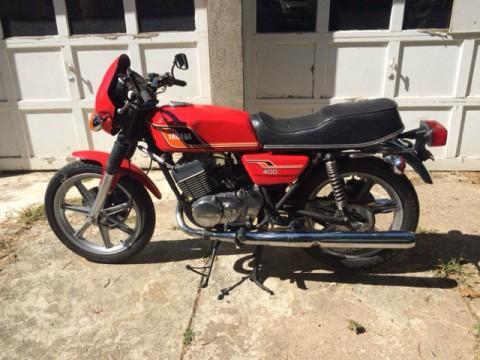 1977 Yamaha RD 400 for sale