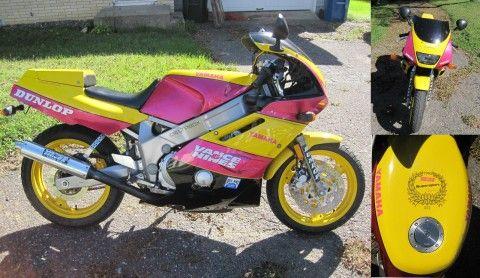 1992 Yamaha FZR 600 Limited Edition for sale