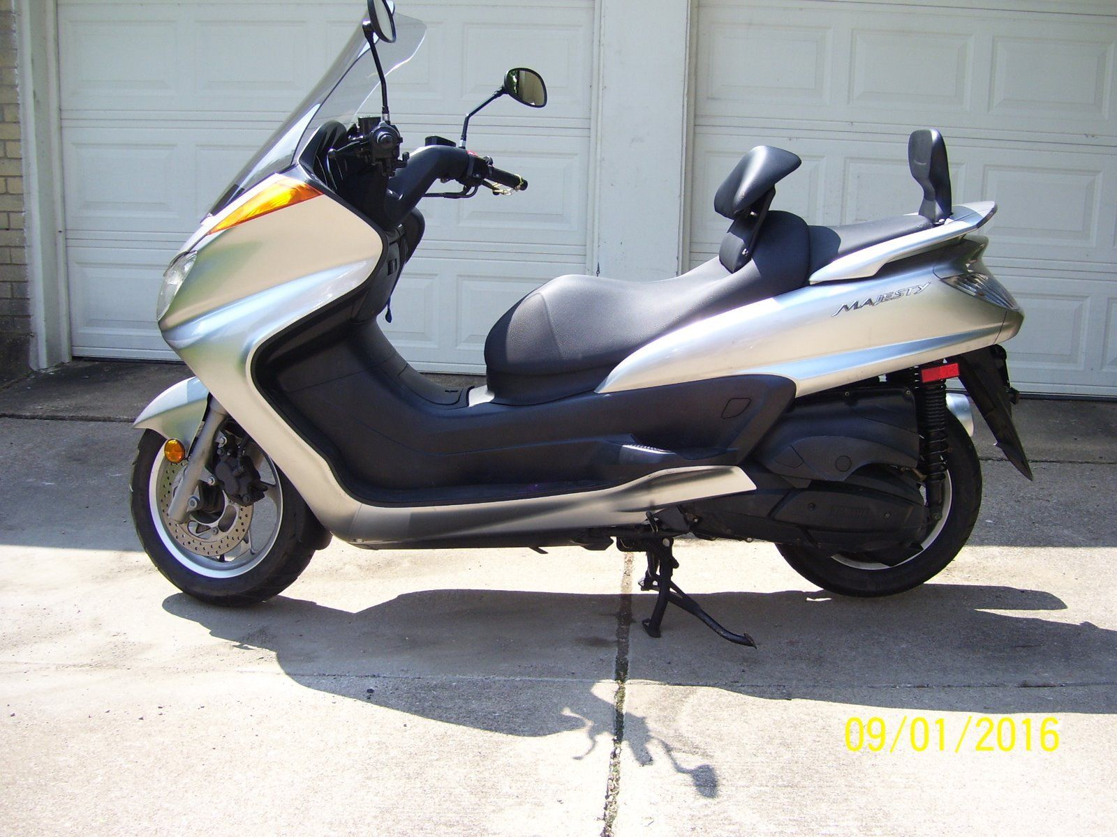 2007 yamaha majesty 400 scooter for sale. Black Bedroom Furniture Sets. Home Design Ideas