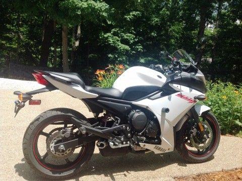 2012 Yamaha FZ6R Sportbike for sale