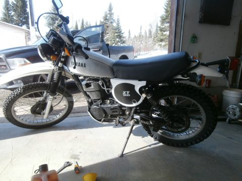 1980 Yamaha XT 500 for sale