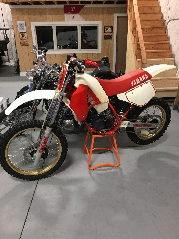 1986 yamaha yz125 for sale for Yamaha rally bike for sale