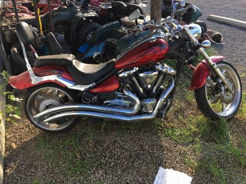 2009 Yamaha Raider for sale