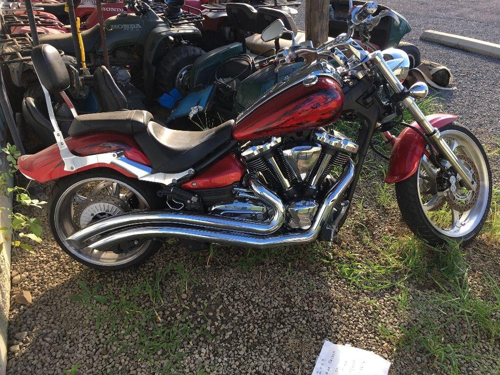 2009 Yamaha Raider For Sale