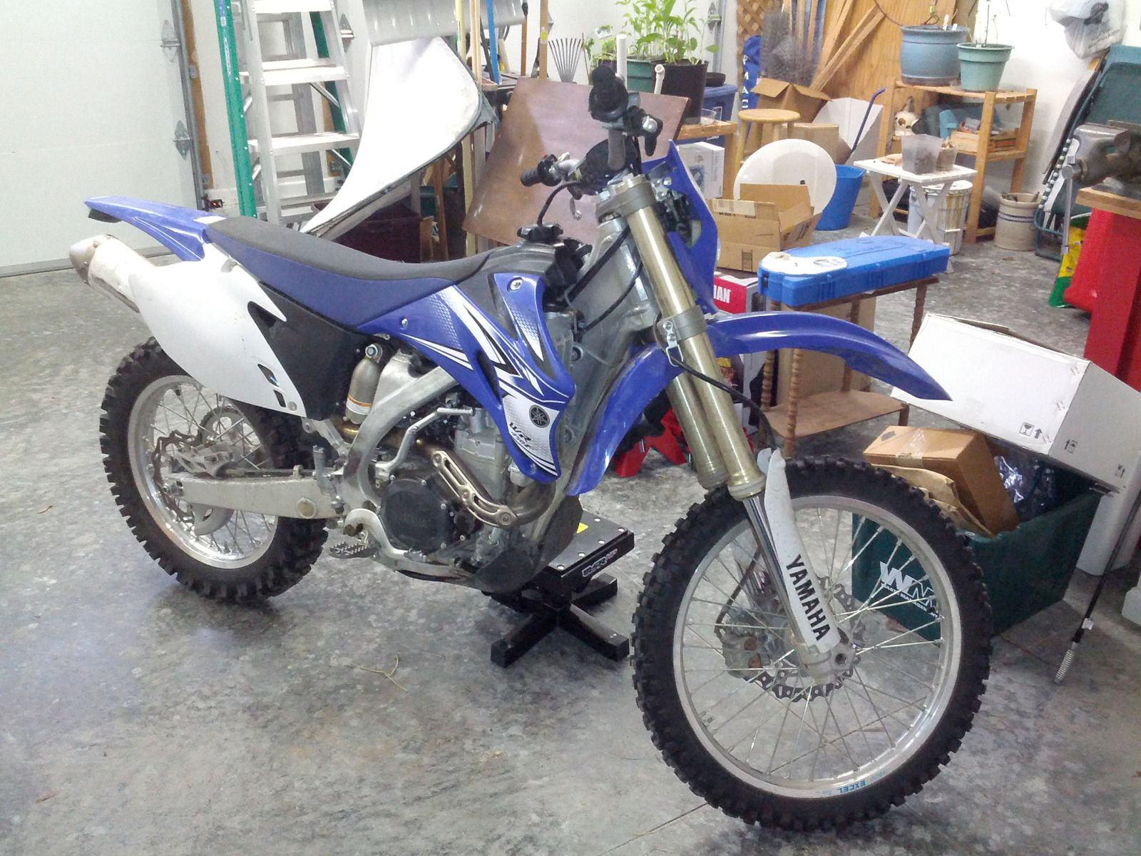 2011 yamaha wr450f dirtbike for sale for Yamaha 450 for sale