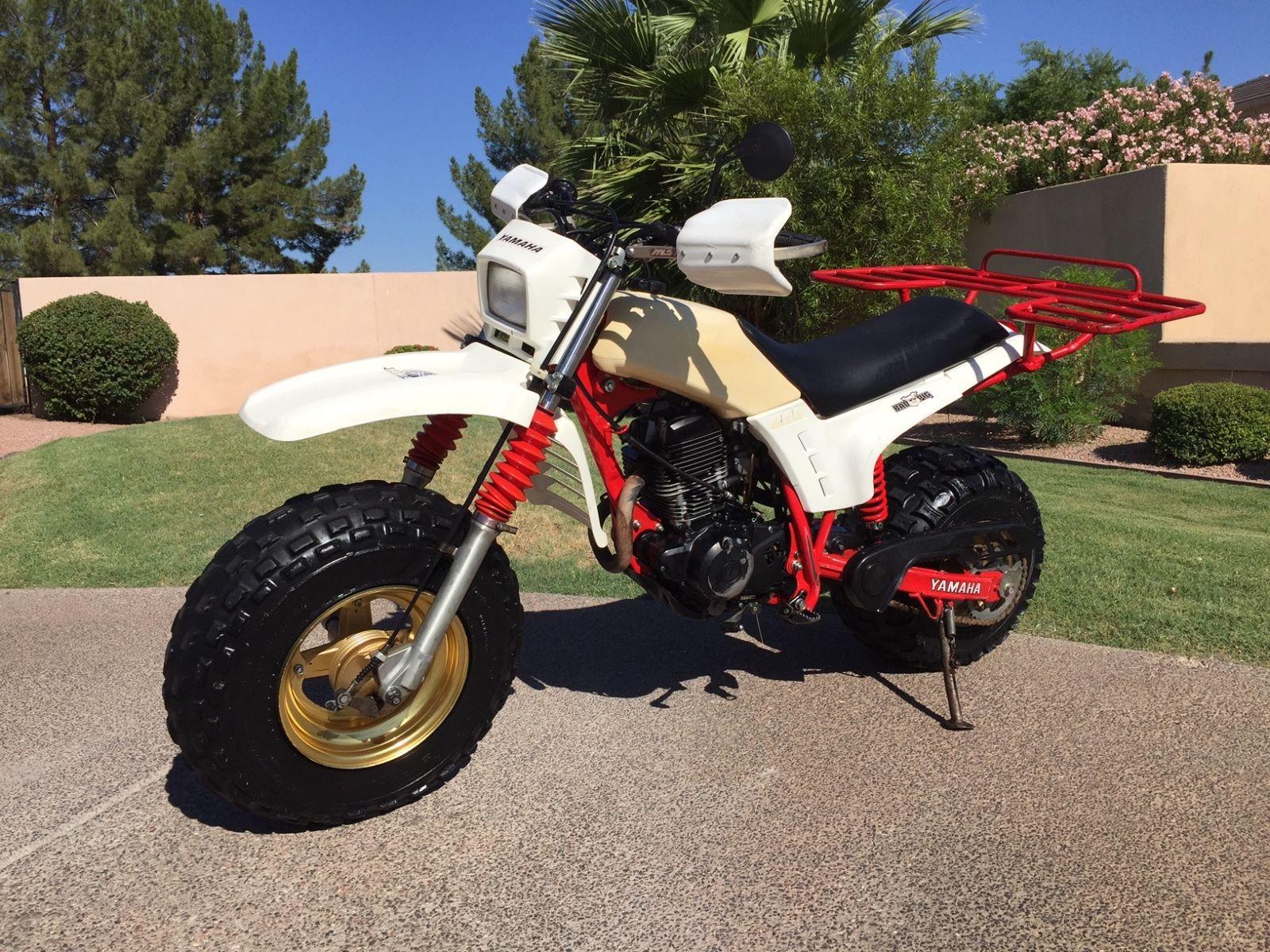 Yamaha Big Wheel Value