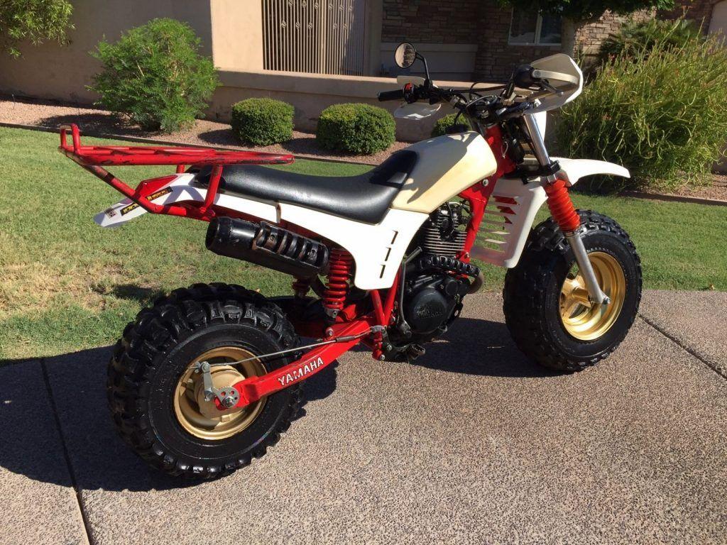 Original 1987 yamaha bw200 big wheel dirt bike for sale for Yamaha rally bike for sale