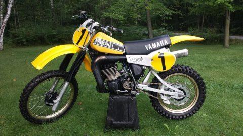 Race ready 1981 Yamaha YZ465 for sale