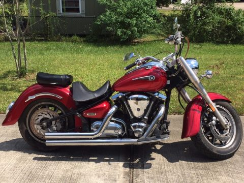 Outstanding 2006 Yamaha Road Star for sale