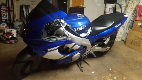 1998 Yamaha YZF 600, good Condition, runs 100% for sale