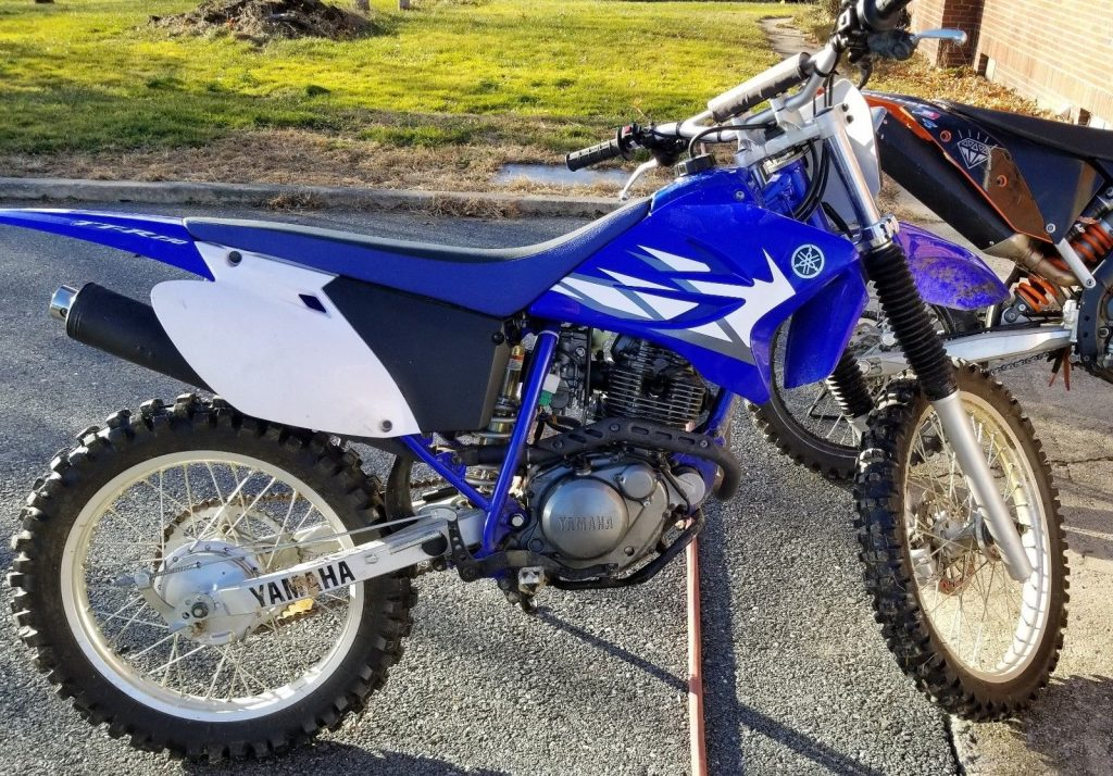 2007 yamaha ttr 230 for sale