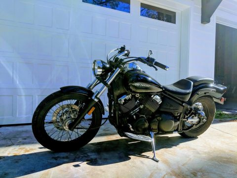 2009 Yamaha V Star 650 Low Mileage for sale