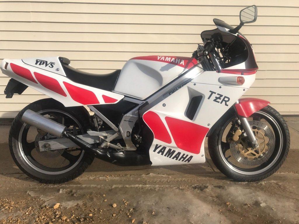 RARE 1986 Yamaha TZR 250