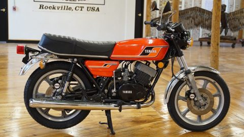 1976 Yamaha RD400 – Runs Excellent! for sale