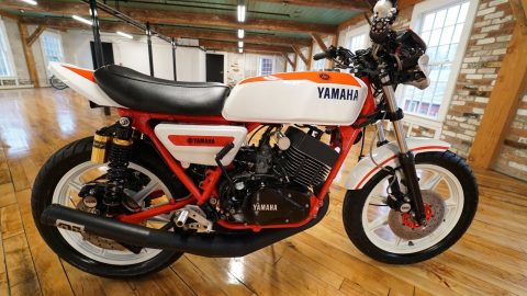 1976 Yamaha RD400C for sale