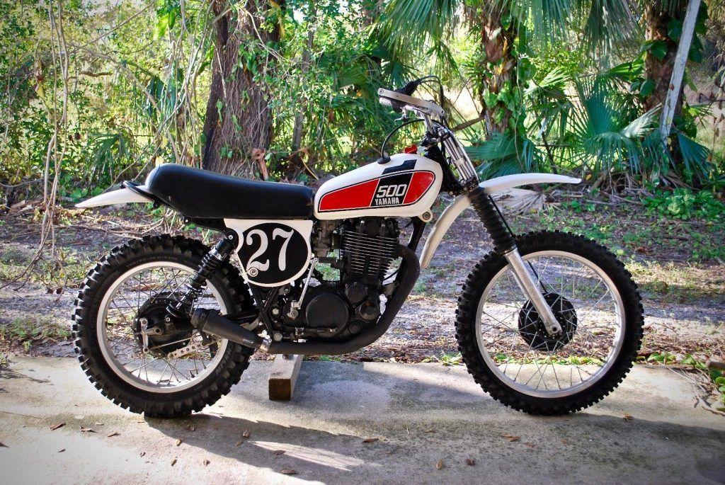 1976 Yamaha TT – runs and rides amazing