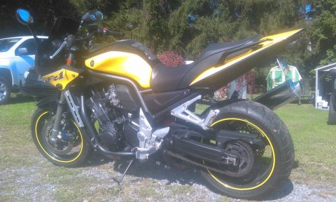 2003 Yamaha FZ in mint condition for sale