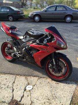 2005 Yamaha YZF R – Limited edition for sale