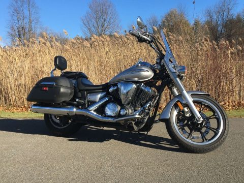 2009 Yamaha V Star in Excellent condition for sale