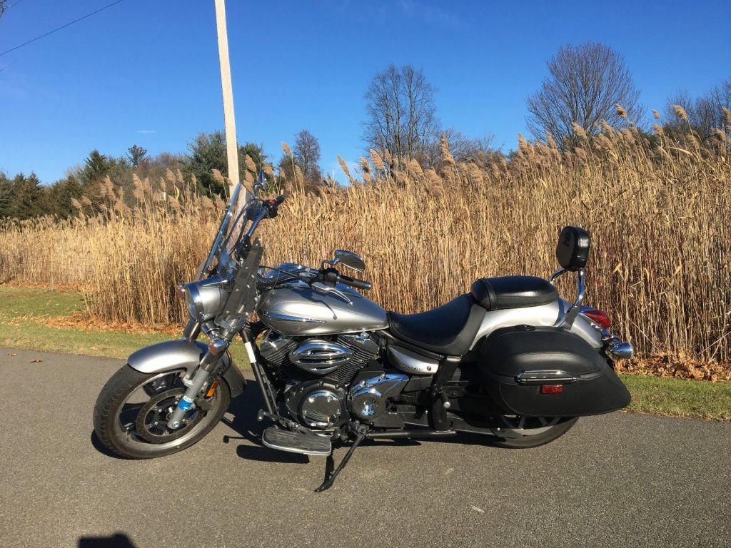 2009 Yamaha V Star in Excellent condition