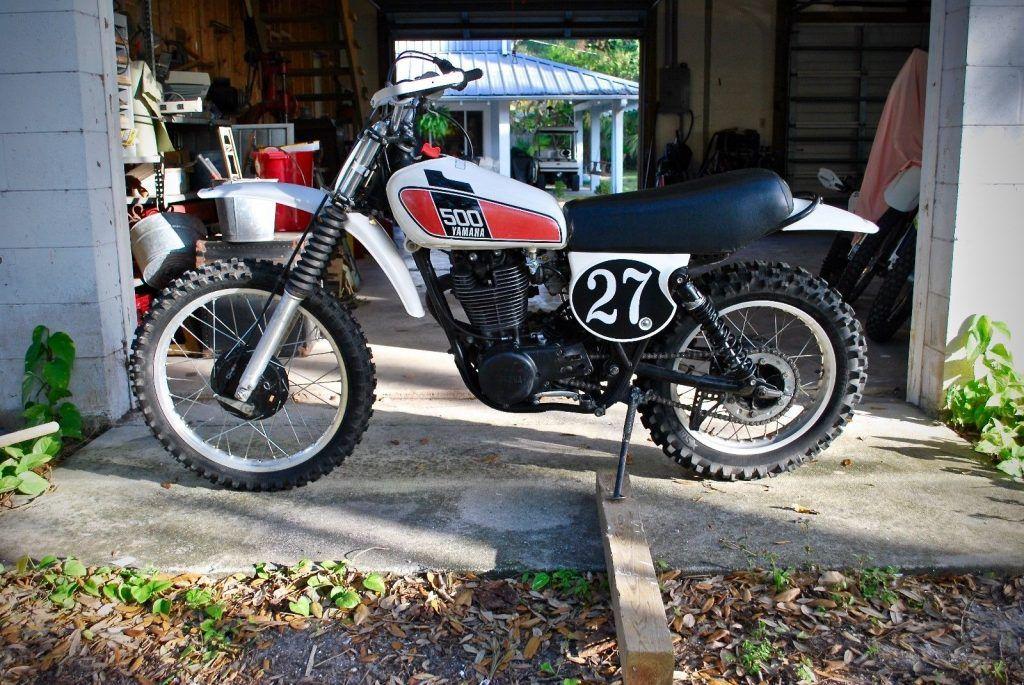 Amazing 1976 Yamaha TT