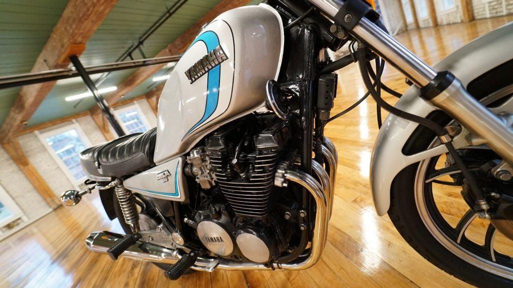 EXTREMELY RARE 1982 Yamaha XJ650RJ