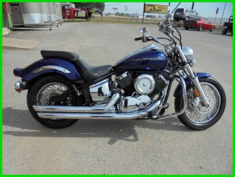 GREAT 2008 Yamaha V Star for sale