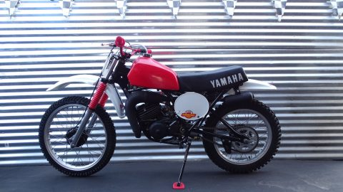 NICE 1978 Yamaha YZ for sale