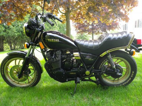 NICE 1981 Yamaha XJ650LH for sale