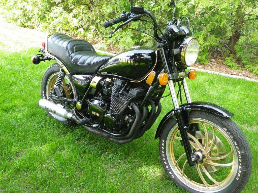 NICE 1981 Yamaha XJ650LH
