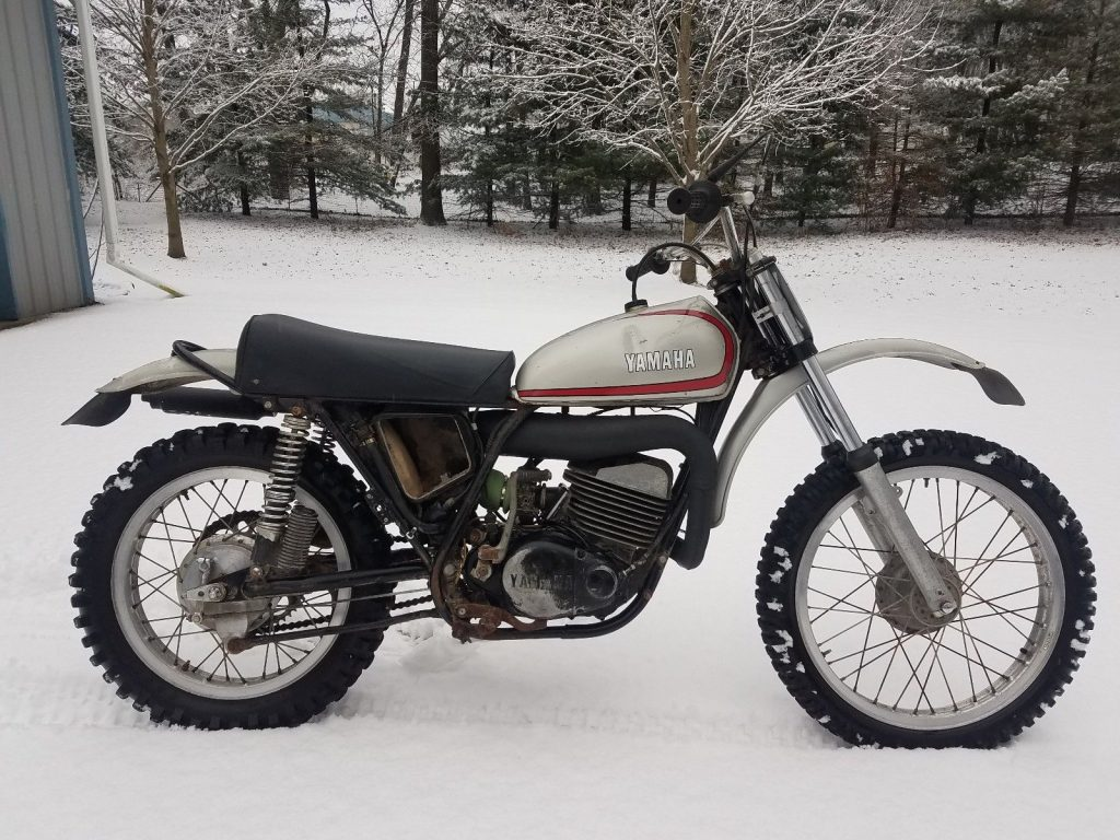 Vintage 1973 Yamaha Mx360