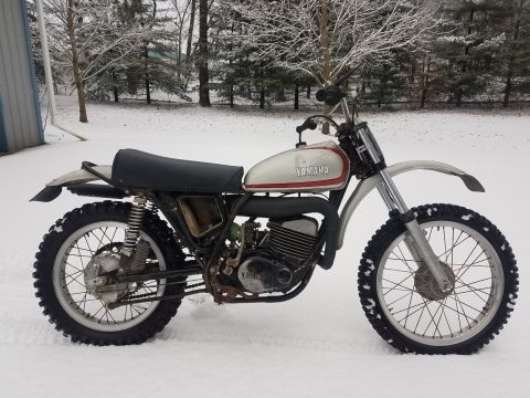 Vintage 1973 Yamaha Mx360 for sale