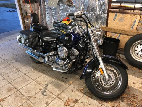 2009 Yamaha V-Star for sale