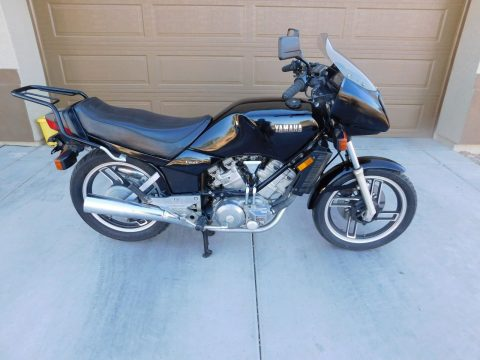 STUNNING 1982 Yamaha xz550rj for sale