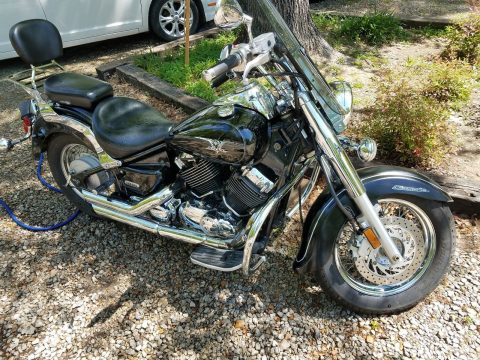 GREAT 2005 Yamaha V Star for sale