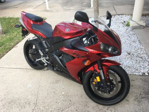 GREAT 2005 Yamaha YZF R for sale