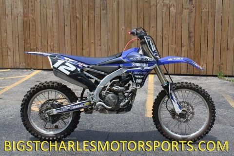GREAT 2014 Yamaha YZ for sale