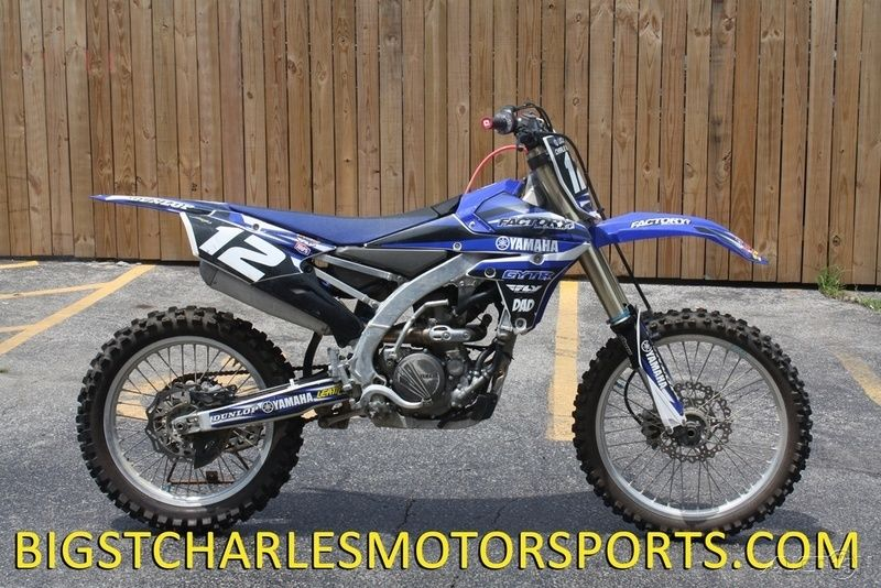 GREAT 2014 Yamaha YZ