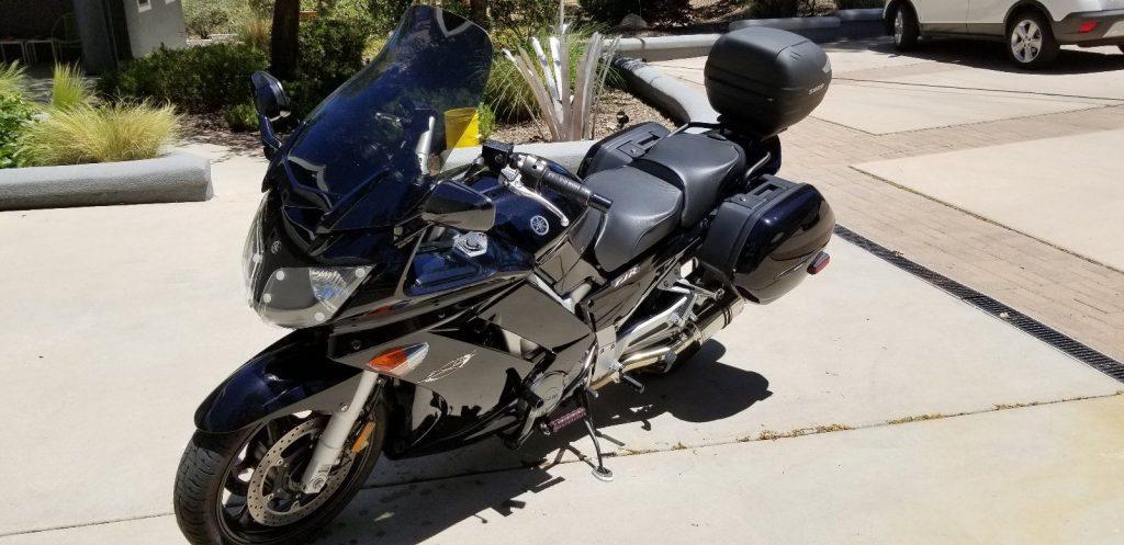 2009 Yamaha FJR – Great ride