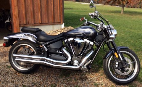AMAZING 2007 Yamaha Road Star for sale