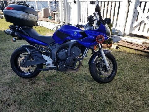 GREAT 2006 Yamaha FZ for sale