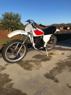 NICE 1976 Yamaha TT for sale