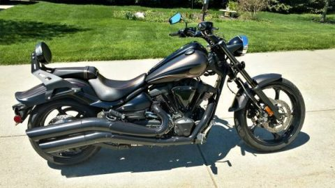 RARE 2014 Yamaha Raider for sale
