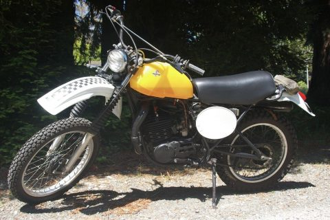 VERY NICE 1976 Yamaha IT400C for sale