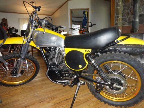 1978 Yamaha TT for sale
