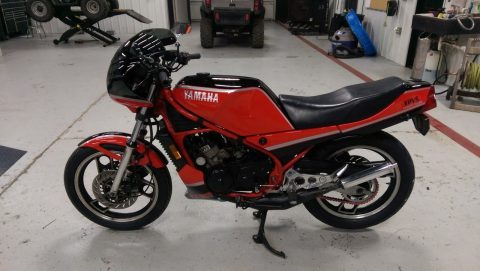 1984 Yamaha Rz350 YPVS in immaculate condition for sale