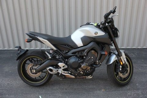 2017 Yamaha FZ for sale